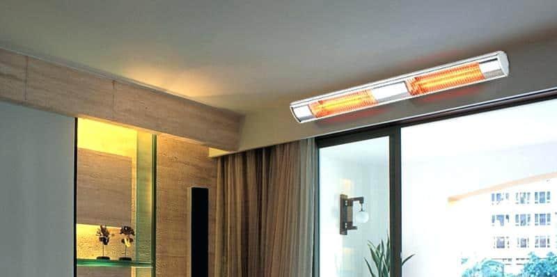 Best outdoor patio heater wall mount unit