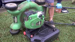 How to change lawn mower oil 2