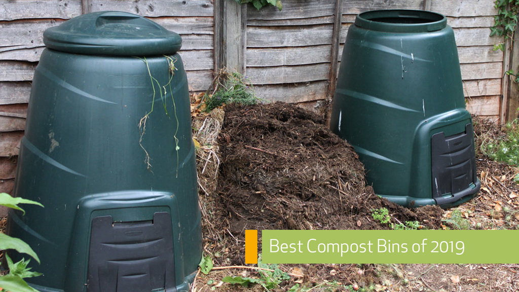 Best Countertop Compost Bin 2019 EcoCrock