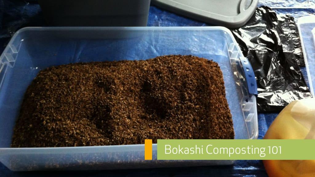 Bokashi Composting How To Main