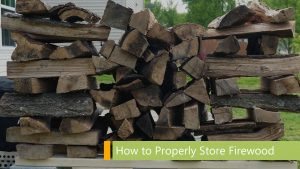 how to properly store firewood main image