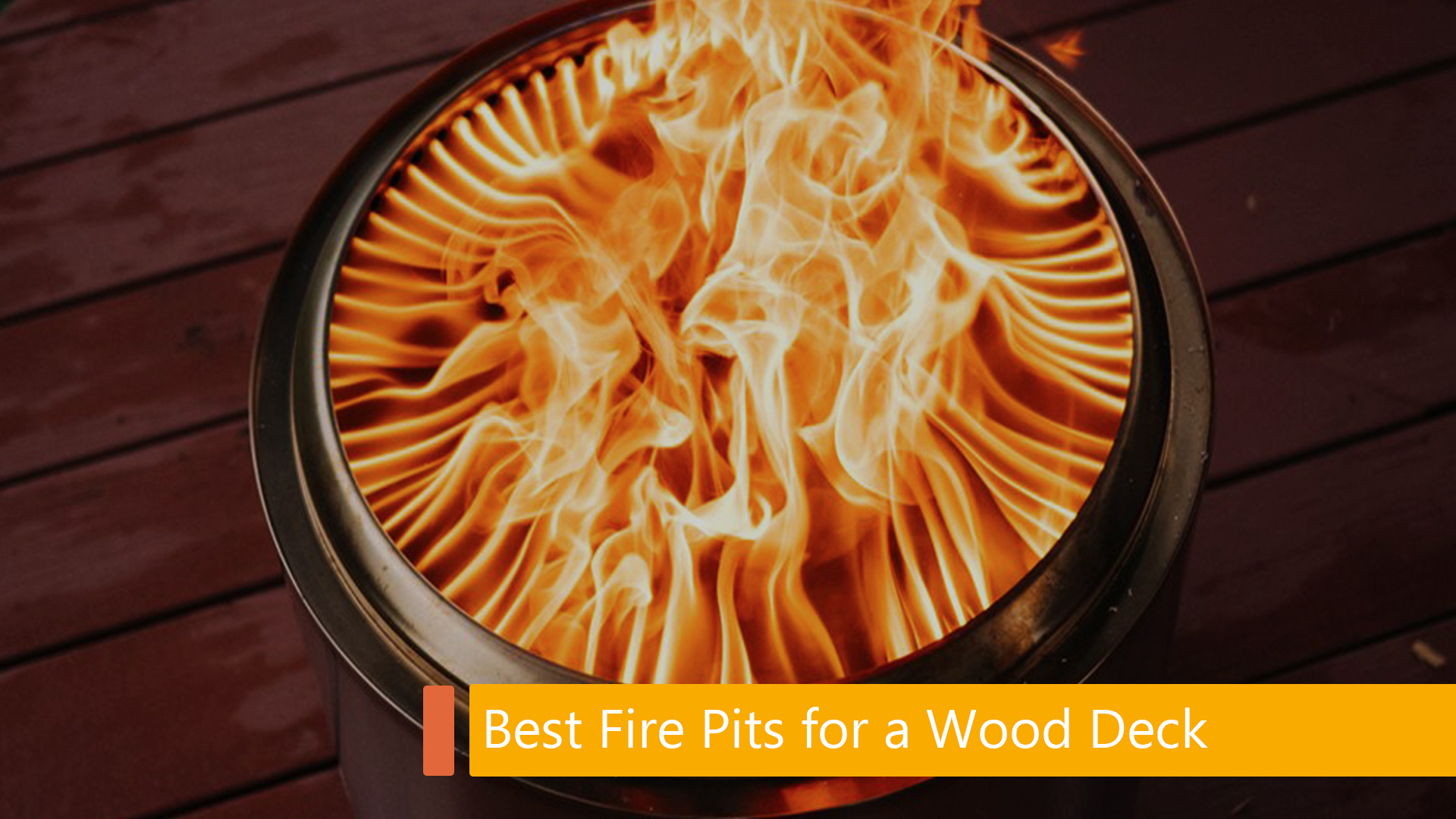 best fire pits for wood deck main
