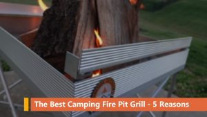 Best Camping Fire Pit Grill